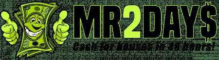 Mr2Days Logo
