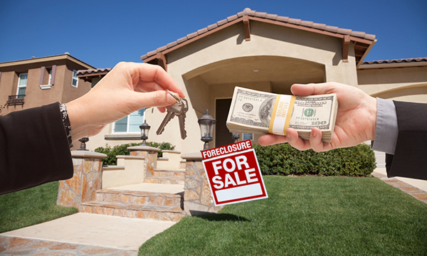 We buy properties for cash at Mr2Days